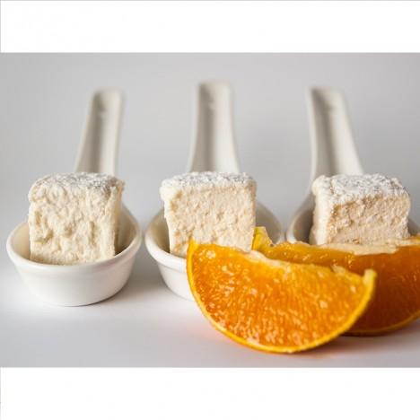 Orangen-Marshmallows