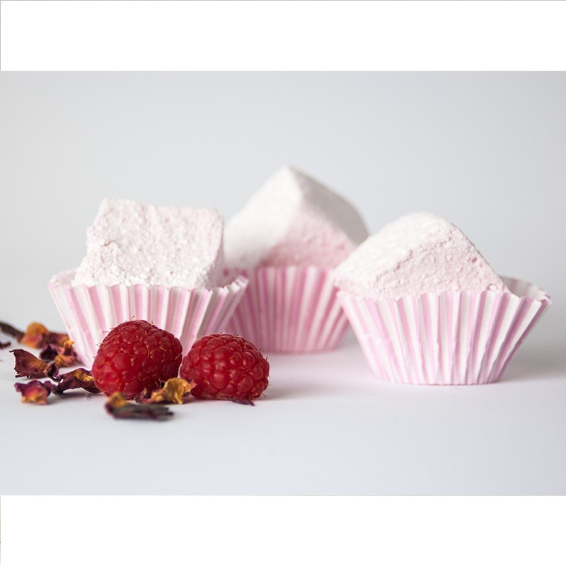 Himbeer-Marshmallows