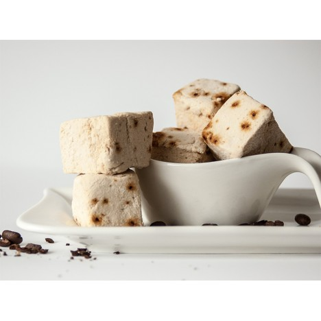 handgemachte Kaffee-Marshmallows