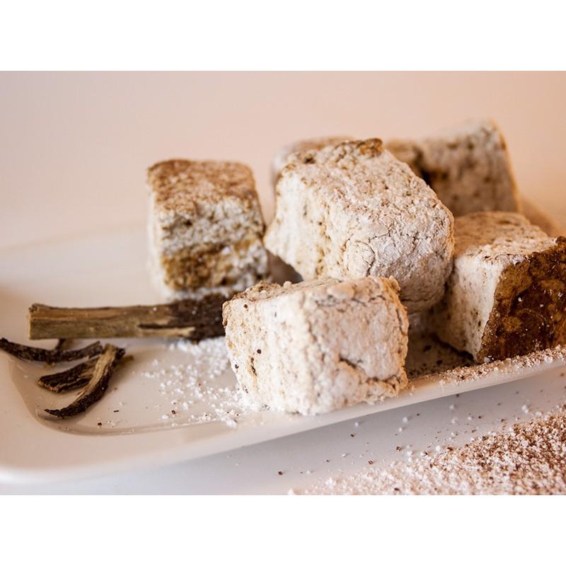 handgemachte Lakrtitz-Marshmallows